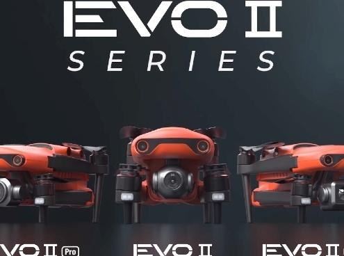 پهپادهای سری Autel EVO II