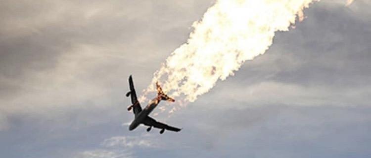 سقوط هواپیمای مسافربری بوئینگ 737 در پرند