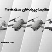 پهپادهای سری Mavic