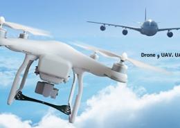 تفاوت UAV، UAS و Drone