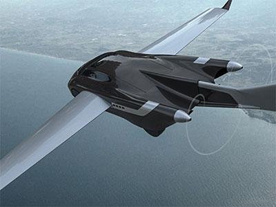 ماشین پرنده AirCar