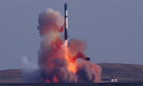 موشک بالستیک R36M2 ساخت روسیه