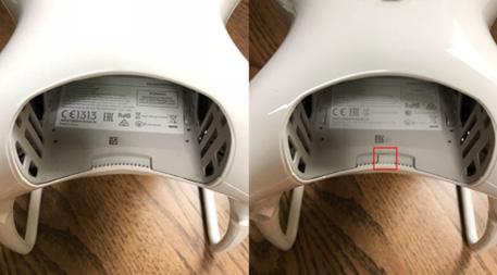 مقایسه کوادکوپترهای phantom 4 pro و phantom 4 pro V2.0